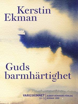 cover image of Guds barmhärtighet