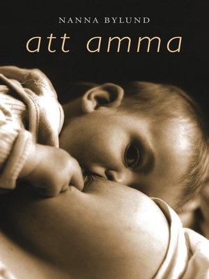 cover image of Att amma