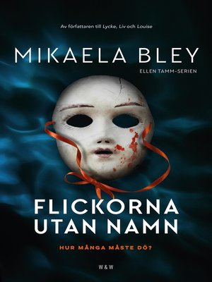 cover image of Flickorna utan namn