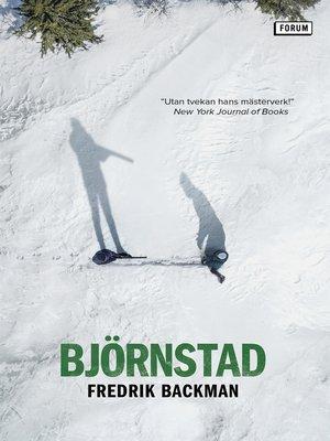 cover image of Björnstad