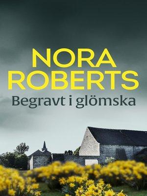 cover image of Begravt i glömska