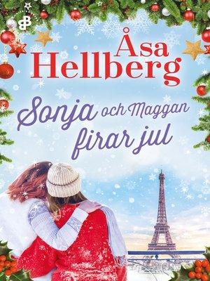 cover image of Sonja och Maggan firar jul