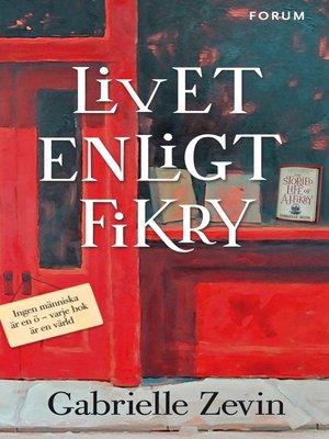 cover image of Livet enligt Fikry