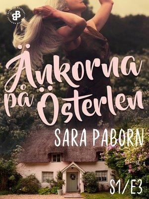 cover image of Änkorna på Österlen--S1E3