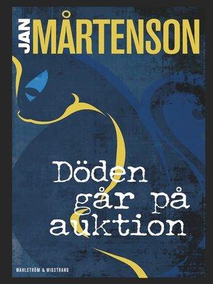 cover image of Döden går på auktion