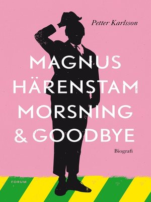 cover image of Morsning och goodbye