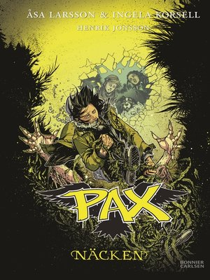 cover image of PAX. Näcken