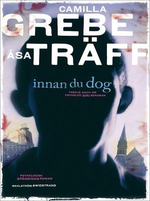 cover image of Innan du dog