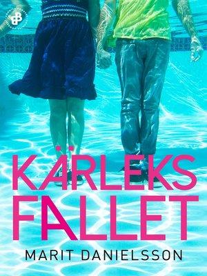 cover image of Kärleksfallet