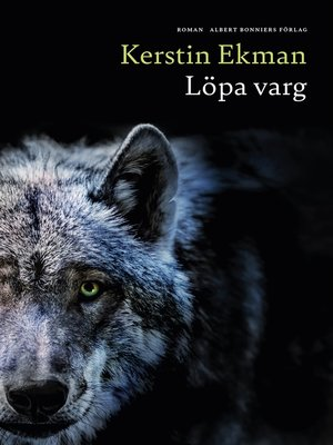cover image of Löpa varg