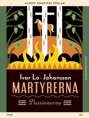 cover image of Martyrerna