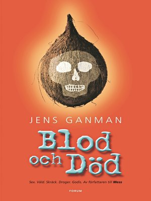cover image of Blod och Död