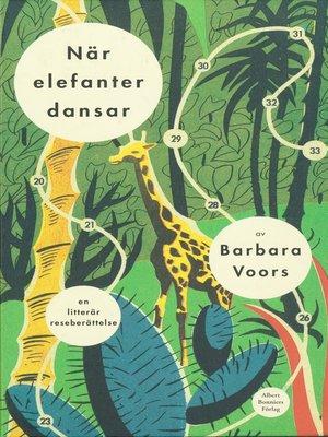 cover image of När elefanter dansar