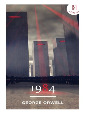 cover image of 1984 (lättläst)