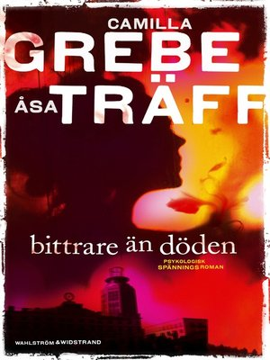 cover image of Bittrare än döden