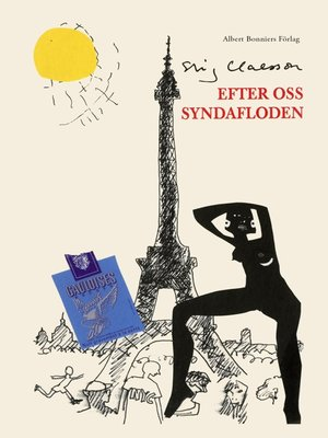 cover image of Efter oss syndafloden