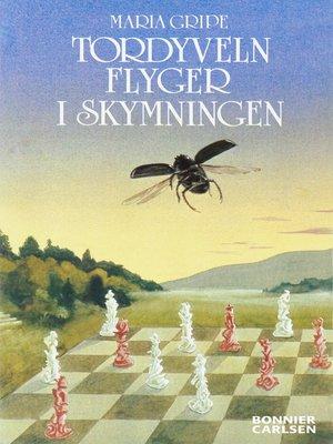 cover image of Tordyveln flyger i skymningen