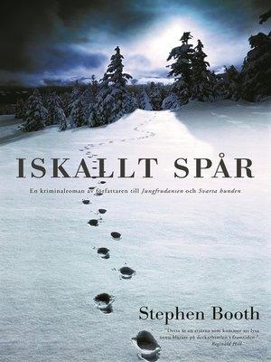 cover image of Iskallt spår