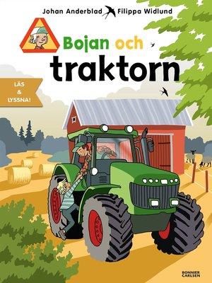 cover image of Bojan och traktorn (e-bok + ljud)