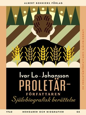 cover image of Proletärförfattaren