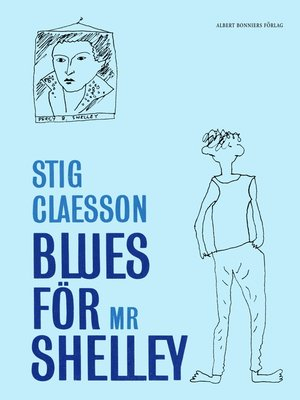 cover image of Blues för mr Shelley