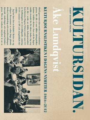 cover image of Kultursidan