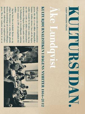 cover image of Kultursidan