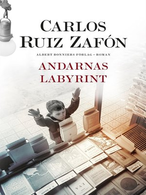 cover image of Andarnas labyrint