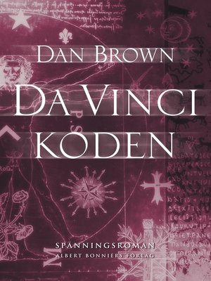 cover image of Da Vinci-koden