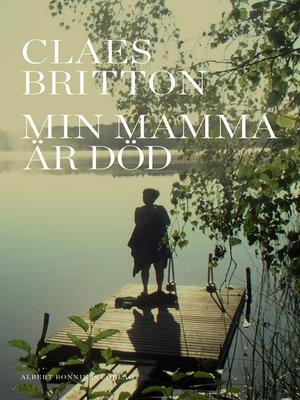 cover image of Min mamma är död
