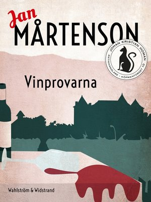 cover image of Vinprovarna