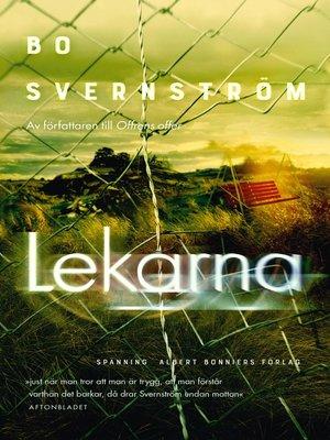 cover image of Lekarna