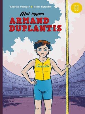 cover image of Armand Duplantis