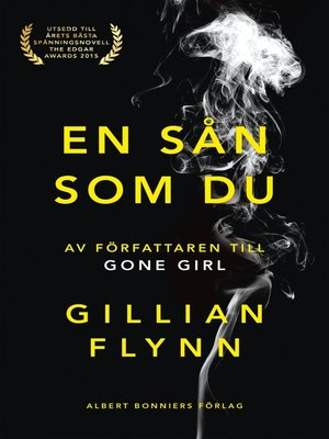 cover image of En sån som du