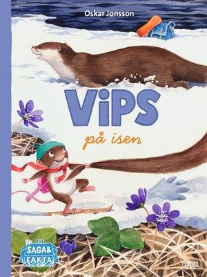 cover image of Vips på isen