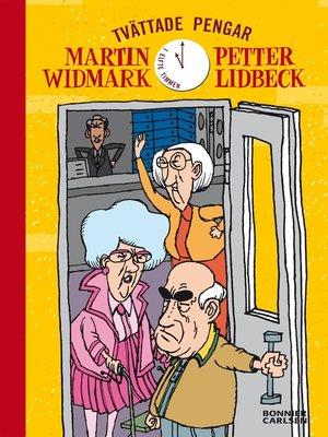 cover image of Tvättade pengar