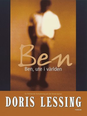 cover image of Ben, ute i världen