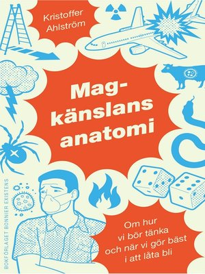 cover image of Magkänslans anatomi