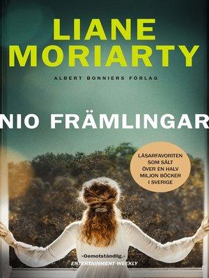 cover image of Nio främlingar