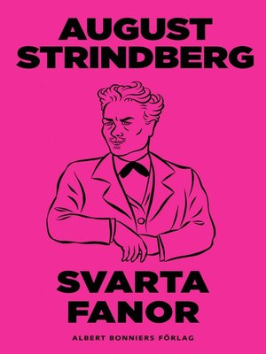 cover image of Svarta fanor