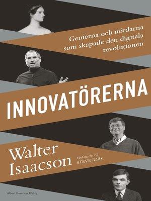 cover image of Innovatörerna