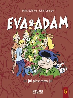 cover image of Eva & Adam--Jul jul pinsamma jul