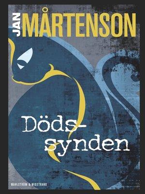 cover image of Dödssynden