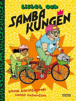 cover image of Lisbet och Sambakungen