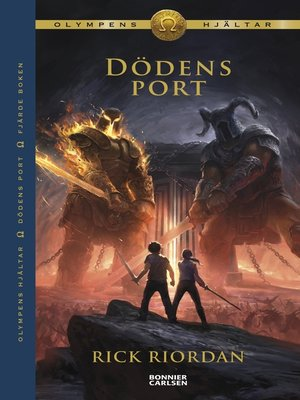 cover image of Dödens port