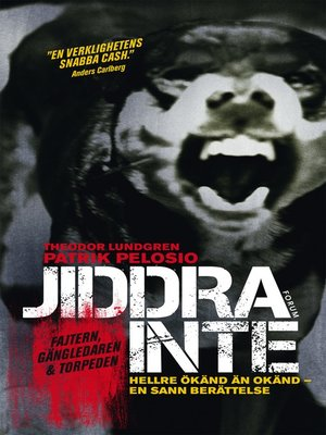 cover image of Jiddra inte