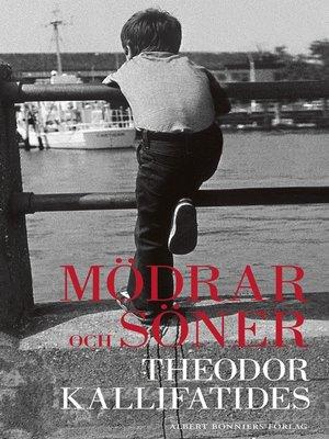 cover image of Mödrar och söner
