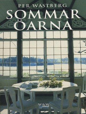 cover image of Sommaröarna