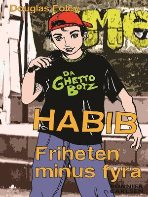 cover image of Friheten minus fyra