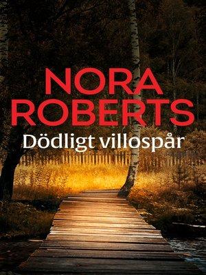 cover image of Dödligt villospår